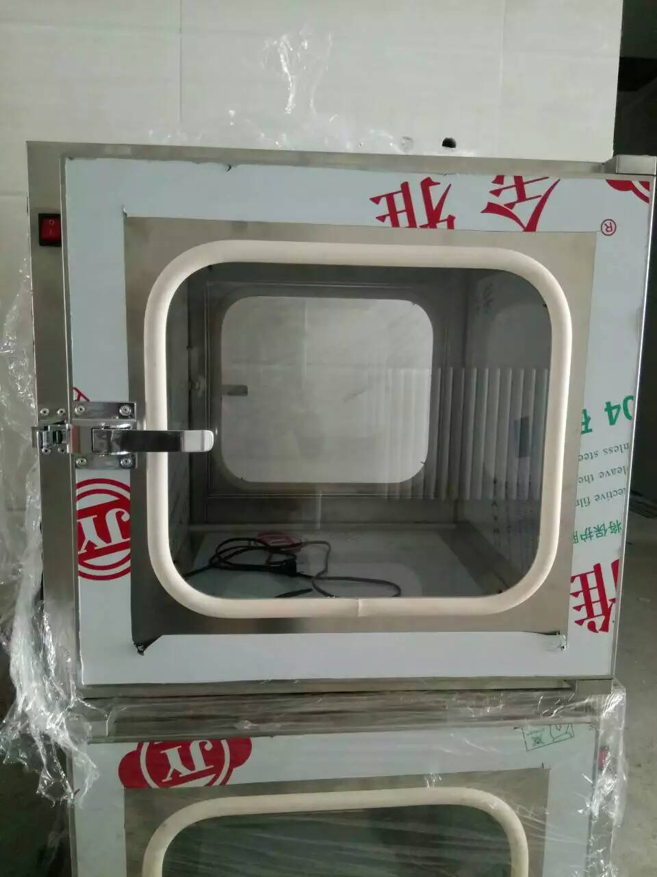 无菌不锈钢传递窗