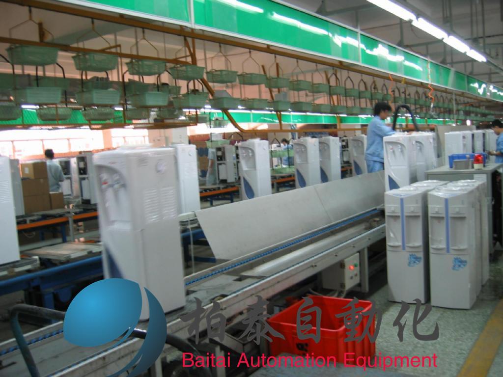 饮水机生产线